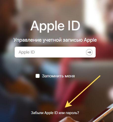 Страница-управления-Apple-ID